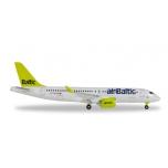 1/500 airBaltic Bombardier CS300 - YL-CSA