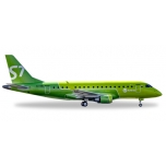 1/500 S7 Airlines Embraer E170 - new colors - VQ-BBO
