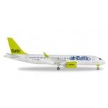 1/400 airBaltic Bombardier CS300 - YL-CSA