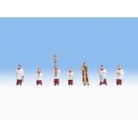 """Figuurid  """"Preester ja kirikuteenrid"""" 1/87"""