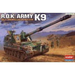 1/35 ACADEMY K9 KÕU (ROK Army Self-Propelled Howitzer)