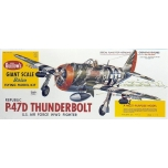 1/16 Guillow's - P-47D Thunderbolt