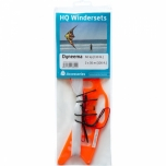 HQ-Winder set Dyneema 140daN 2x35m