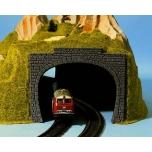 Tunneli suue topeltrada