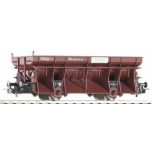 "Flat Car w Container 2x20' ""Intrans"" CD VI"