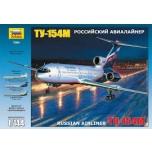 1/144 Zvezda - TU-154M
