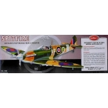 1/16 Guillow's - Spitfire