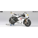 1/12 TAMIYA, Yamaha YZR-M1 2009 (Estoril)