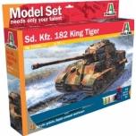 1/72 ITALERI King Tiger Sd.Kfz.182