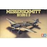 1/72 Messerschmitt BF109E-3 TAMIYA
