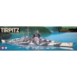 1/350 TAMIYA - Tirpitz