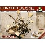 Leonardo Da Vinci vesirattaga paat