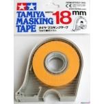 MASKING TAPE 18MM W/DISPENSER