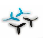 LRP H4 Gravit Micro 2.0 Quadrocopter propellerid (4 tk. 2x black, 2x blue)
