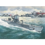 1/144 ICM - U-Boat Type IIB (1943), German Submarine
