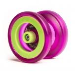 GM-violet green