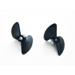 LRP Deep Blue 420 Race Boat 2.4GHz ARR - Nylon propeller P1.4x30 mm (2 pcs.