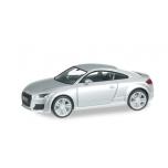 """1/87 Audi TT met. """"eissilber"""" HERPA"""