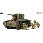 1/35 TAMIYA TYPE 1 W/ 6 FIGURES