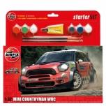 1/32 Mini Countryman WRC starter, Airfix