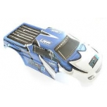 Body Shell Prepainted blue/white HD - S10 Blast MT