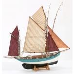 BILLING BOATS PUITLAEV HMS ENDEAVOUR 1:50