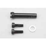 Body Post/ R suspension link, battery holder