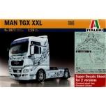1/24 ITALERI MAN TGX XXL