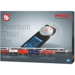 Piko Digital Startset G1206+ICE (uus Smartcontrol) 1/87 H0