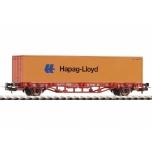 Piko konteinervagun Hapag-Lloyd