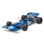 1/12 TAMIYA Tyrrell 003 1971 Monaco GP
