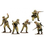 1/35 TAMIYA German Infantry Mortar Team