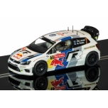 Scalextric 1/32 Juhtrajamudel VW Polo WRC, analoog