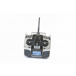 Graupner mx-16 HoTT, GB, 8 Channels & Receiver GR-16