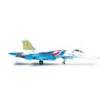 1/200 Russian Knights Aerobatic Team Sukhoi SU-27