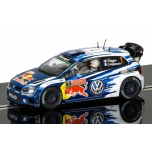 Scalextric 1/32 Juhtrajamudel VW Polo WRC Monte Carlo Ogier