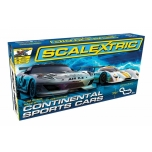 Scalextric Continental Sports Cars Set