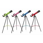 BRESSER Pollux 150/1400 EQ2 Teleskoop + Päikesefilter