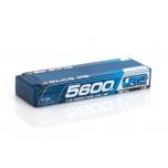 LiPo Aku 2S 7.4V 5600mAh LRP LCG 110C/55C Hardcase