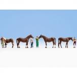 Hobused ja tallipoisid