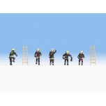 1/87 Noch Tuletõrjujad (mustad ülikonnad)