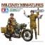 1/35 TAMIYA British BSA M20 Motorcycle w/Military Police